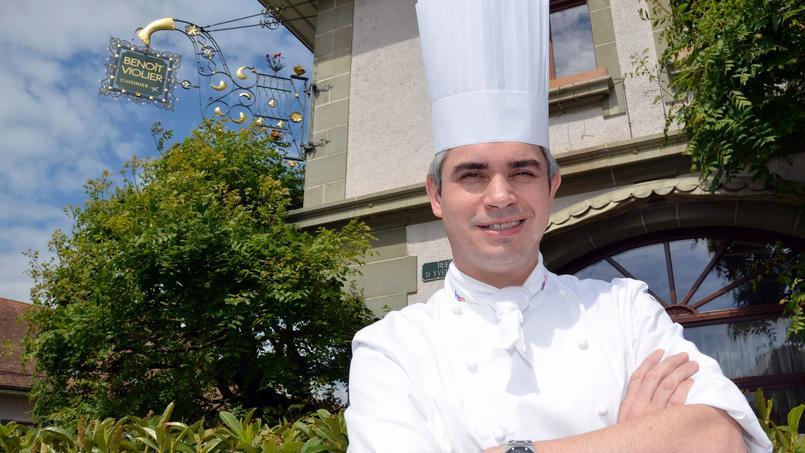 Benoît Violier, 44 ans, avait pris la tête du mythique Restaurant de l'Hôtel de Ville à Crissier en 2012.