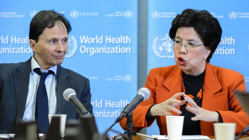 «Nous devons agir», a affirmé lundi la directrice de l'OMS, Margaret Chan, lors d'une conférence de presse.