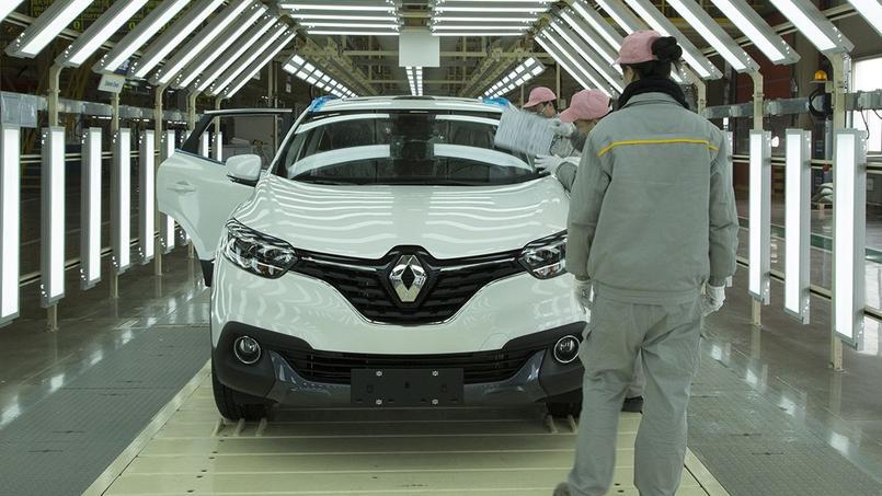 La production va démarrer avec le Kadjar, déjà commercialisé en Europe depuis plusieurs mois.