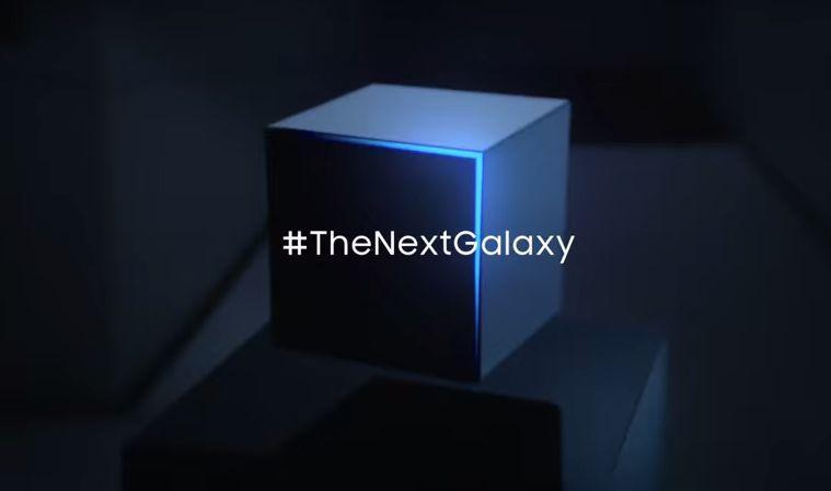 Image issue de la vidéo teaser de Samsung, pour le Samsung Galaxy S7.