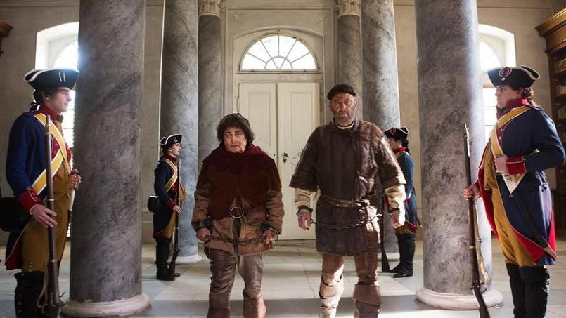 Les Visiteurs 3 fait partie des films français à gros budget quasi entièrement délocalisés.