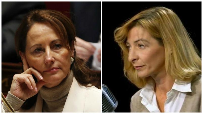 Ségolène Royal/Céline Pina