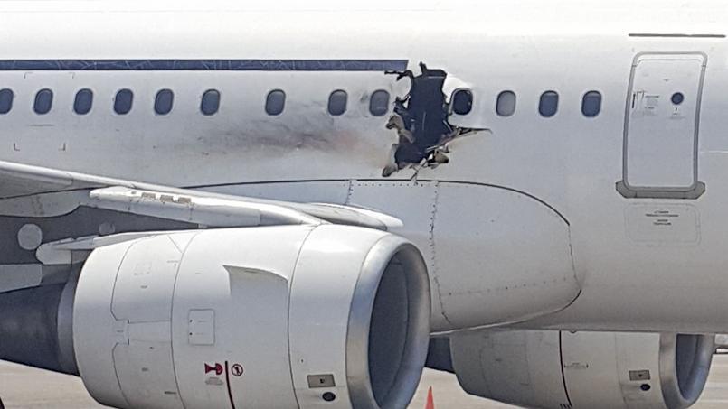 Avion de ligne somalien abîmé en vol