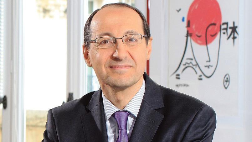 Marc Feuillée, directeur général du groupe Figaro: «Le modèle économique du groupe profite de marques très solides qui poursuivent leur déploiement, notamment en digital.»