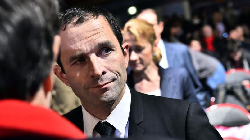 Benoît Hamon, ancien ministre de l'éducation socialiste