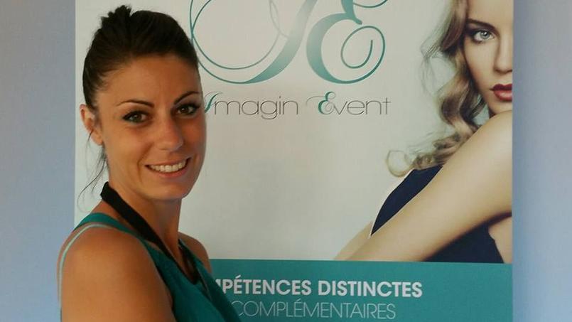 Stéphanie Cucchetto, jeune entrepreneuse de 33 ans