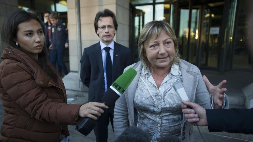 La maire de Calais et vice-présidente de la région Nord-Pas-de-Calais-Picardie (les Républicains).