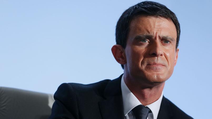 Manuel Valls, mercredi.