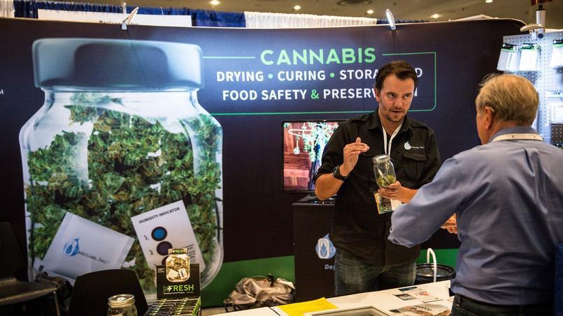 La majorité des États ayant légalisé la marijuana n'autorisent que la vente pour «raisons médicales».