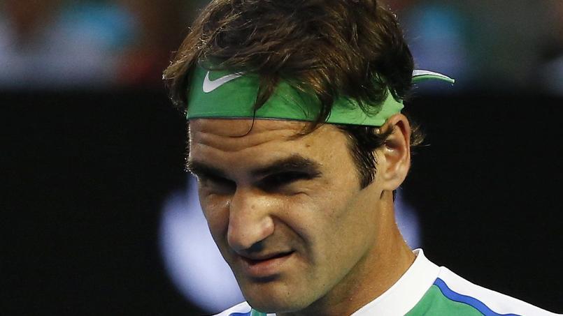 Roger Federer se serait blessé en se promenant avec ses filles.