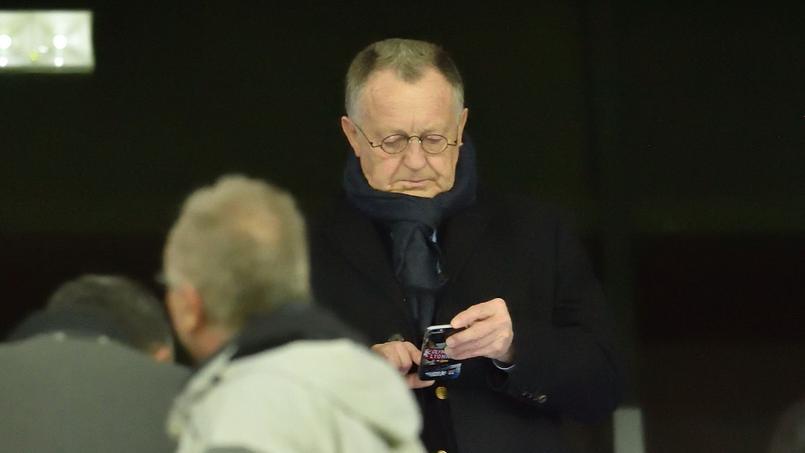 Jean-Michel Aulas recadre les «bêtises» de Mickaël Landreau