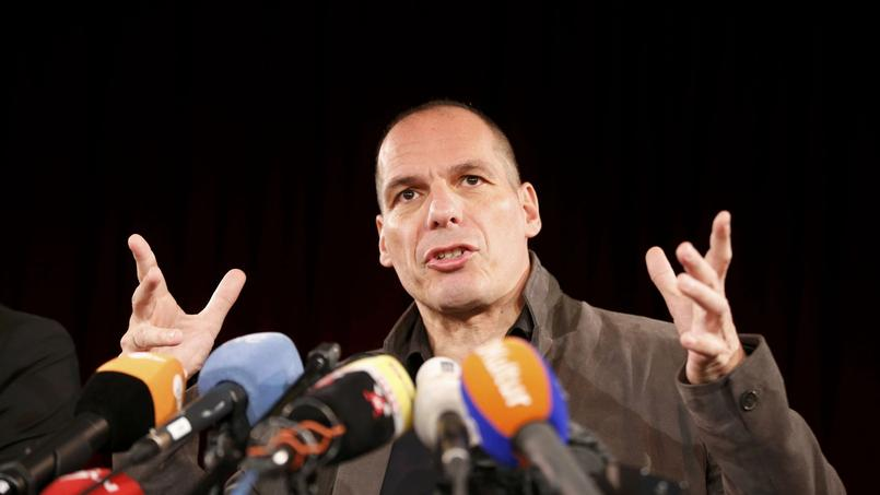 Yanis Varoufakis, ce mardi.