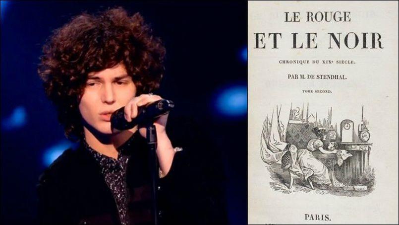 Le chanteur Côme, finaliste de The Voice, endossera le rôle du héros du roman Le Rouge et le noir de Stendhal