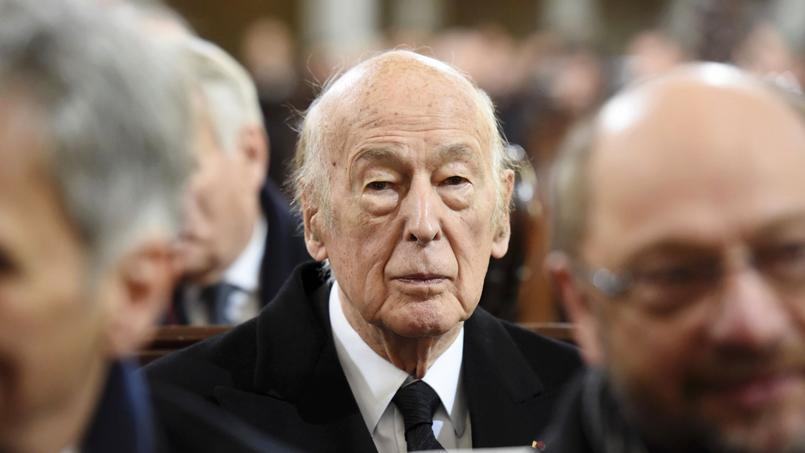Valéry Giscard d'Estaing, l'ancien président de la République