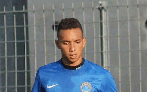 Après la qualification de Granville en quarts de finale de la Coupe de France, le gardien de but, Clément Daoudou, a été agressé. (Crédit: Twitter)