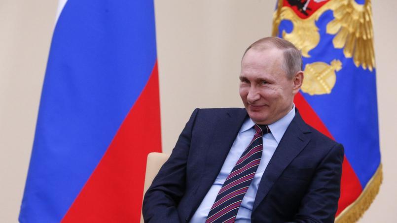 Vladimir entend mettre les États occidentaux face à leurs contradictions sur leur présence au Moyen-Orient