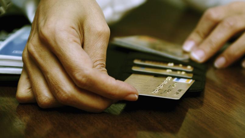 En 2015, la carte bancaire représente la moitié des paiements en France. Crédits photo:Getty Images