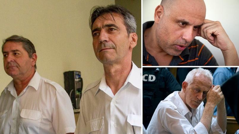 En République dominicaine, le procès en appel des quatre Français condamnés en première instance à 20 ans de prison pour trafic de drogue s'ouvre ce jeudi. Crédits photo: Danny Alveal/AFP - Erika Santelices/AFP