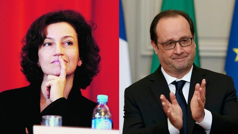 À 43 ans, Audrey Azoulay, ancienne conseillère culture et communication de François Hollande, vient d'être nommée ministre de la Culture et de la communication.