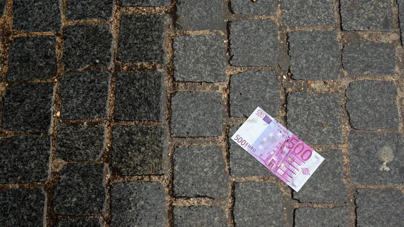 Le billet de 500 euros, est l'une des plus grosses coupures au monde.