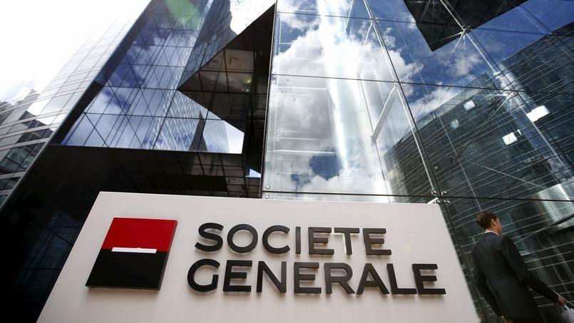 Le siège de la Société générale, à La Défense (92).