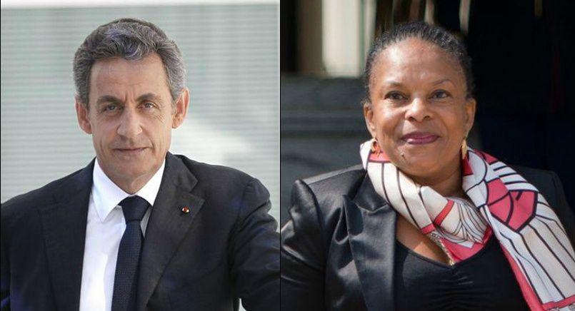 «Murmures à la jeunesse» écrit par Christiane Taubira s'empare de la deuxième place du classement, derrière «La France pour la vie», de Nicolas Sarkozy.