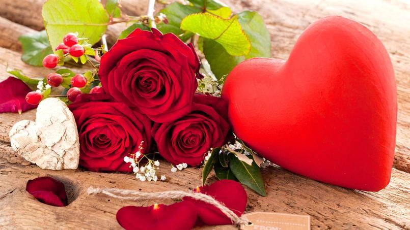 Saint valentin avec quelle fleur d clarer votre flamme - Fleur de saint valentin ...