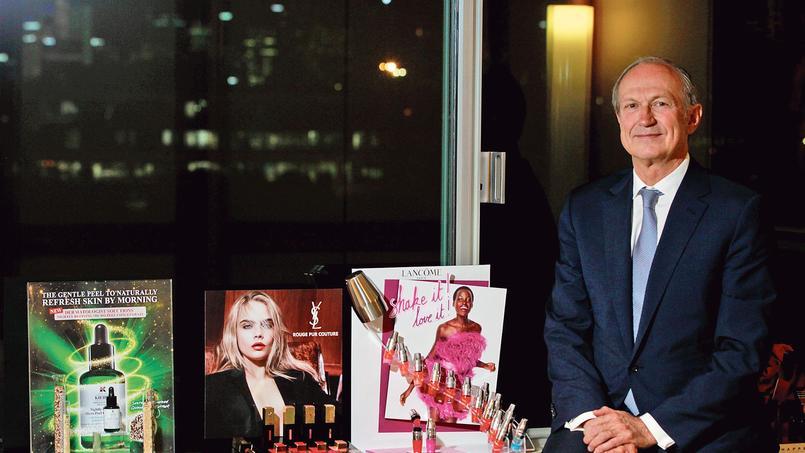 Jean-Paul Agon, PDG de L'Oréal.