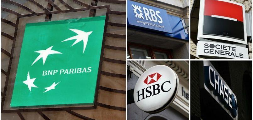 Ces 30 banques géantes qui peuvent faire «sauter» le système