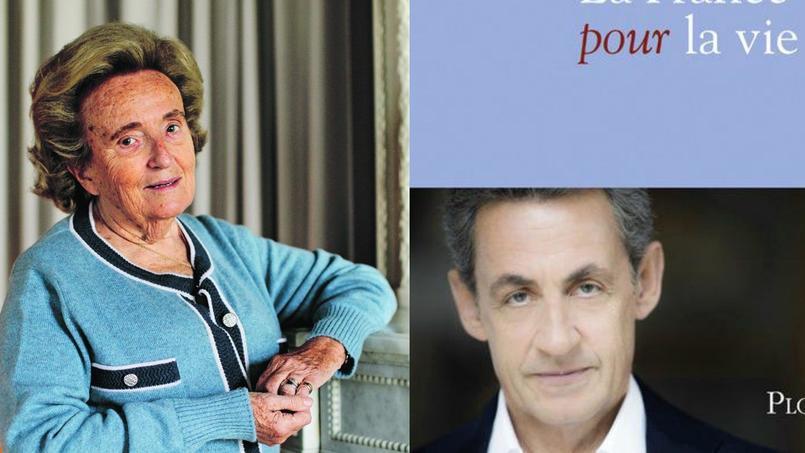 Interrogée par RTL, la femme de Jacques Chirac a donné son avis sur La France pour la vie, le livre à succès du président des Républicains.