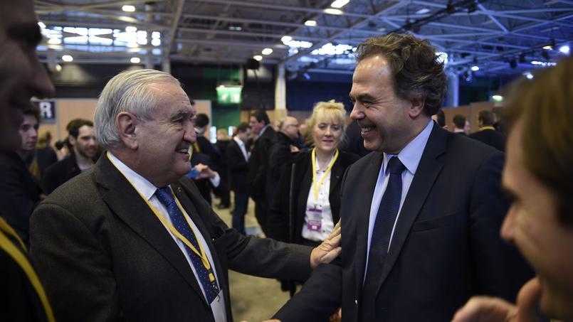 Luc Chatel succède à Jean-Pierre Raffarin à cette fonction dont le rôle n'est pas prévu dans les statuts du parti.