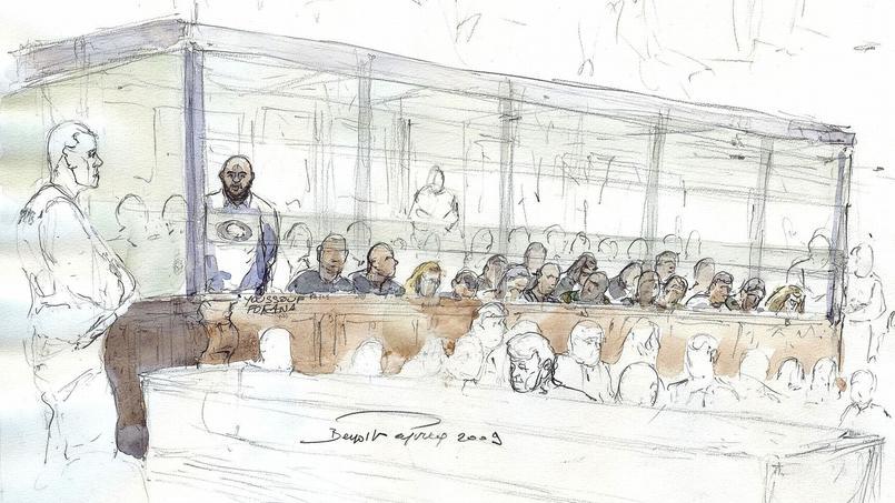 En tout, 27 personnes ont été accusées d'avoir participé d'une manière ou d'une autre au destin tragique d'Ilan Halimi.