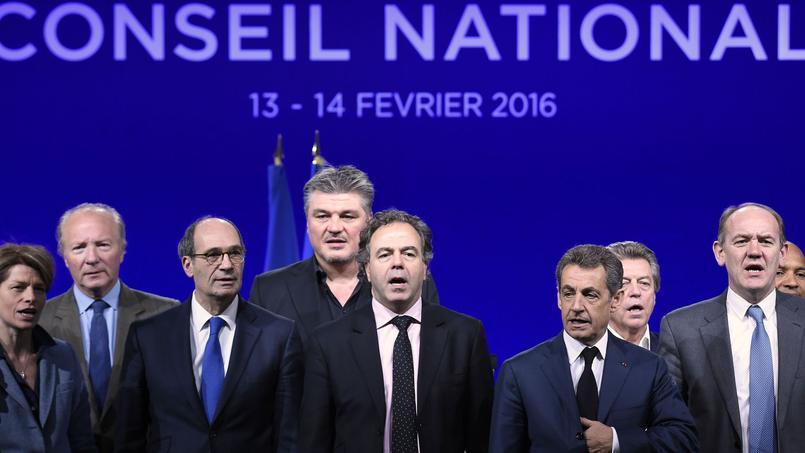 Nicolas Sarkozy défend son projet pour 2017