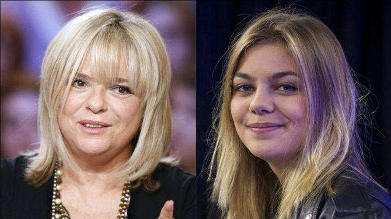 louane recal e par france gall sur le casting de r siste. Black Bedroom Furniture Sets. Home Design Ideas