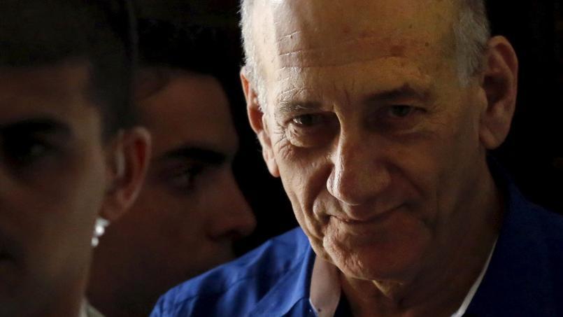 Ehud Olmert en mai 2014.