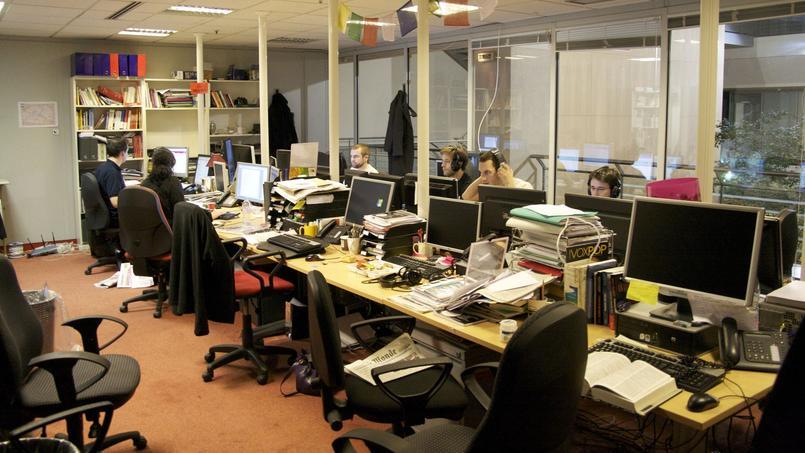 Ces sont dans les secteurs du conseil et de l'informatique que les salariés français travailent le plus @Gabriel Jorby sur Flickr sous licence creative commons