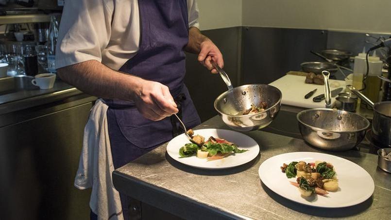 Presque un restaurant sur dix a un niveau de respect de l'hygiène jugé «à améliorer».