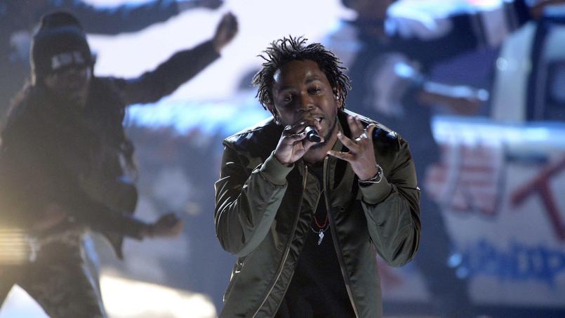 Kendrick Lamar est originaire de Compton, banlieue chaude de Los Angeles et berceau du gangsta rap.