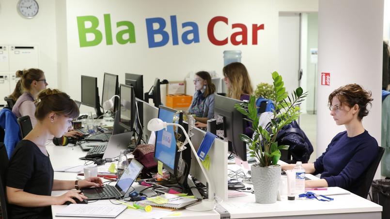L'entreprise française BlaBlaCar a levé 177 millions d'euros en 2015.