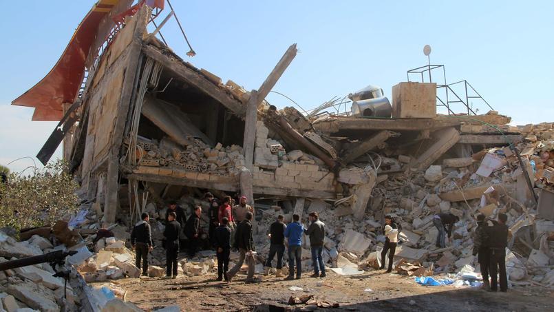 Lundi, un hôpital soutenu par Médecins sans frontières (MSF) et situé dans la province d'Idlib, a été détruit par des tirs de missiles russes.