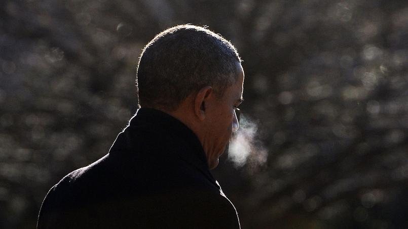 Barack Obama est accusé par certains d'être un criminel en Russie. Crédits photo: JEWEL SAMAD/AFP