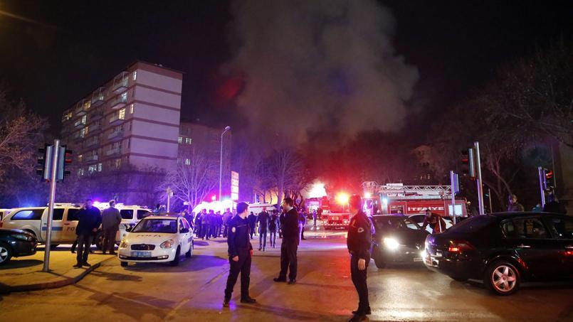 Très puissante, la déflagration a été entendue dans une large partie de la ville et a causé un début de panique parmi ses habitants.
