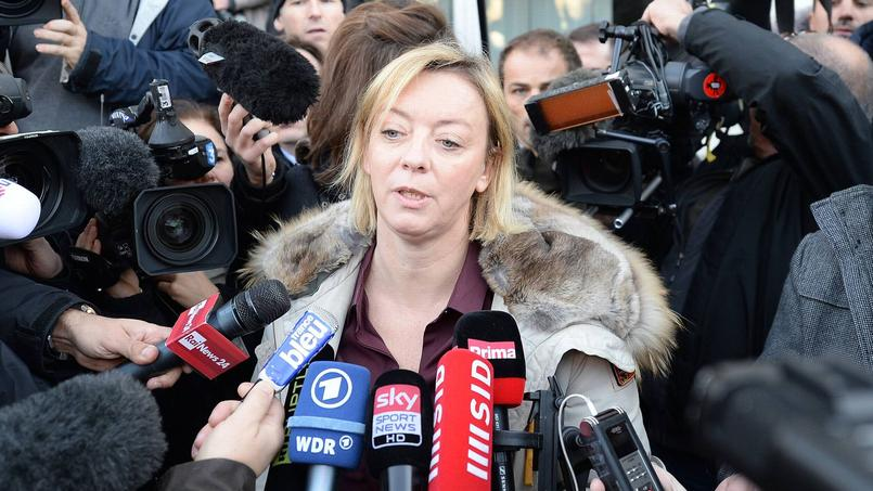 Sabine Kehm, la porte-parole de la famille Schumacher.