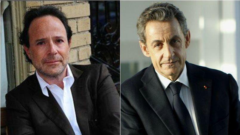 Marc Levy devance Nicolas Sarkozy avec son nouveau livre  L'Horizon à l'envers.