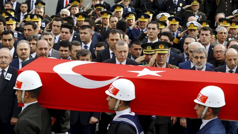 Turquie : «Erdogan a exporté la question kurde, Ankara en paie le prix»