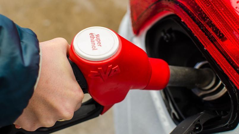 Le Superéthanol E85 est destiné aux voitures «flexfuel» qui fonctionnent aussi avec de l'essence sans plomb.
