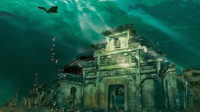 De la cité des Lions à la ville sous-marine d'Heracleion... découvrez toutes les beautés du monde sous-marin.