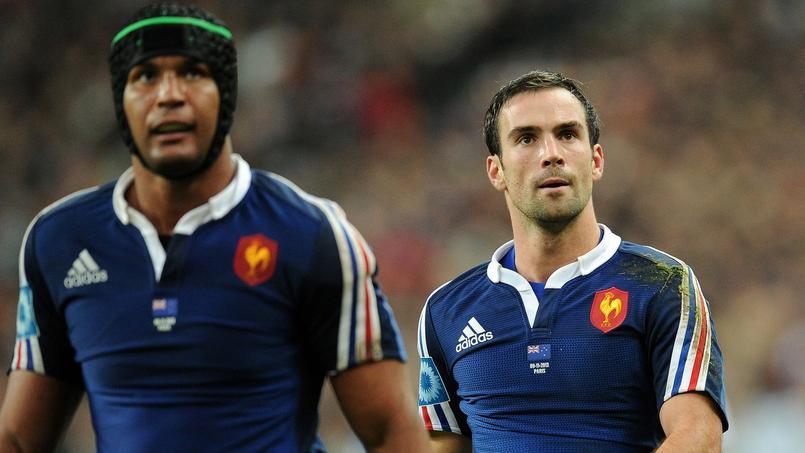 Thierry Dusautoir et Morgan Parra seraient les deux joueurs français les mieux rémunérés.