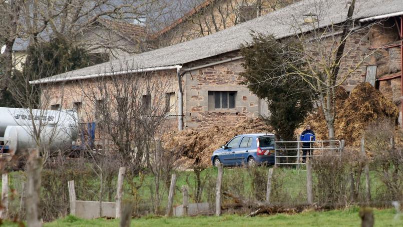 Les faits sont survenue mercredi matin sur une exploitation située près de Roze..
