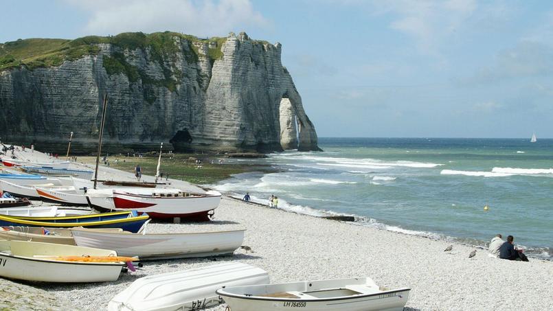 La Normandie est particulièrement prisée par les «weekenders». Crédits photo: François BOUCHON / Le Figaro